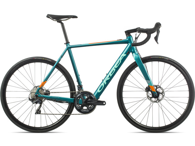 ORBEA Gain D20, turquoise/orange